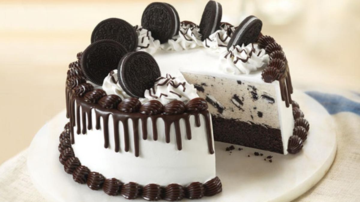 Oreo Ice Cream Cake Recipe Kudla Recipes