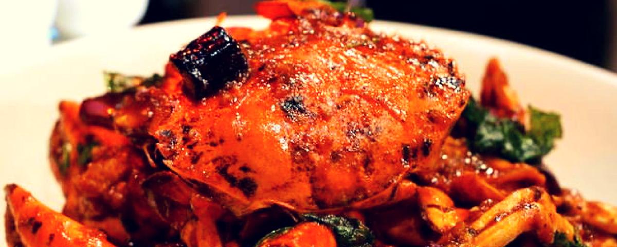 Crab Ghee Roast Masala Recipe