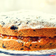Simple Fruit Cake Recipe