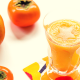 Persimmons (Kaka Fruit) And Pears Smoothie