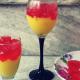 Vanilla Custard With Jelly Recipe