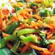 Carrot And Capsicum Recipe